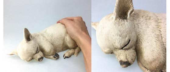 Tierskulpturen – vom Bild zur eigenen Figur