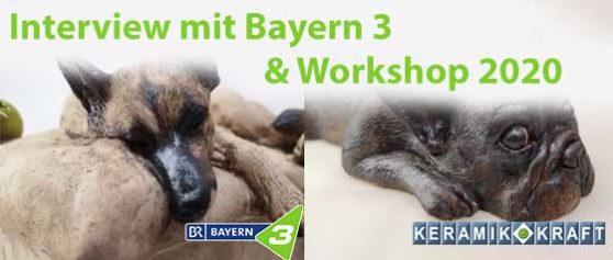 Tierbestattung-Antvari bei Bayern 3 im Interview