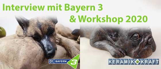 Tierbestattung-Antvari im Bayern 3 Interview